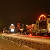 Ніч перед Різдвом, Тульчин