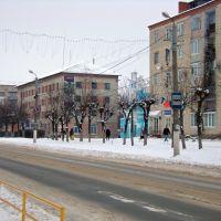 Дома на ул.Ленина, Тульчин