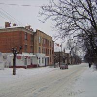 ул.Кирова, Тульчин