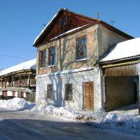 Старые еврейские дома на ул.Пушкина, Тульчин