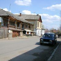 Старые еврейские постоялые дома на ул.Пушкина, Тульчин
