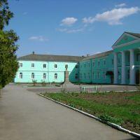 Ветеринарный техникум (малый дворец графа Потоцкого), Тульчин