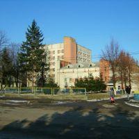 Главний корпус районной больницы, Тульчин