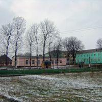 Футбольная площадка, Тульчин