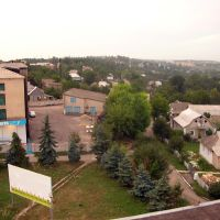 view of shargorod, Шаргород