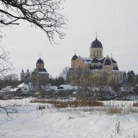 Берестечко, зима, Берестечко