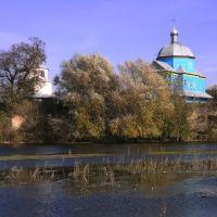 Свято-Георгіївська церква Кутрів, Берестечко