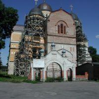 Церква у м. Берестечко, Берестечко