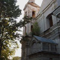 Свято-Троїцький костел * The Church of St. Trinity, 17th ct., Берестечко