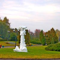 Парк Словянский., Владимир-Волынский