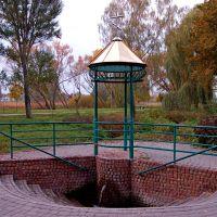Святая вода -источника Пресвятой Троицы., Владимир-Волынский