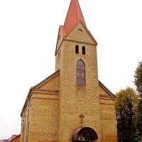 Греко-католическая церковь и монастырь Святого Иосафата Кунцевича,1890г., Владимир-Волынский