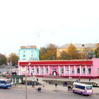 Автостанция во Владимире-Волынском., Владимир-Волынский