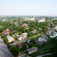 Виды с крыши 2, Владимир-Волынский