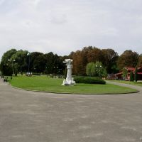 Володимир. Словянський парк 08.2009, Владимир-Волынский
