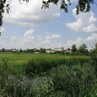 річка Луга 07.2010, Владимир-Волынский