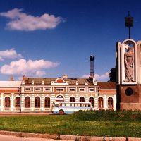 Старий вокзал, Владимир-Волынский