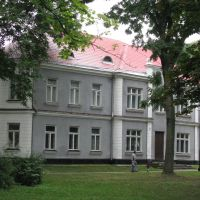 Будинок у парку, Владимир-Волынский