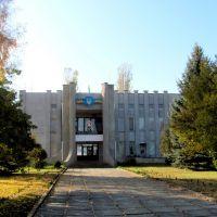 Поселковый совет с. Голобы., Голобы