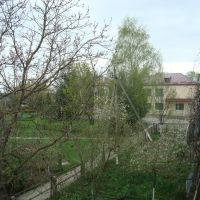 Вид с балкона школа, Голобы