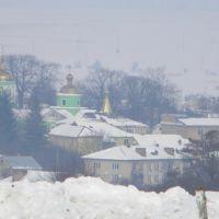 Вид на місто, Горохов