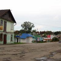 вул. Б. Хмельницького, Горохов