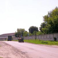 Горохів, вул. Берестецька, Горохов