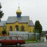 Горохів,  церква  св. Миколая  УПЦ  (КП), Горохов
