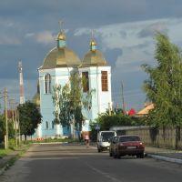 Миколаївська церква в К-Каширську, Камень-Каширский