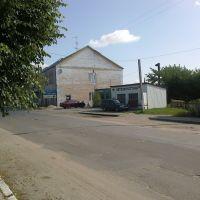 Шиномонтаж и автозапчасти. 28.06.2012, Камень-Каширский