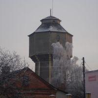 El paisaje invernal, Киверцы