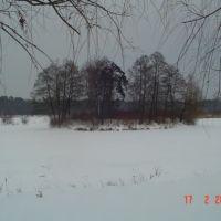 Lake.Winter., Киверцы