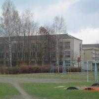 Школа, Киверцы