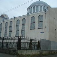 Церква ЄХБ, Киверцы