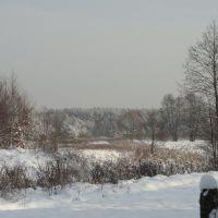 Взимку... - In winter..., Киверцы