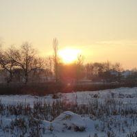 Захід сонця - Sunset, Киверцы
