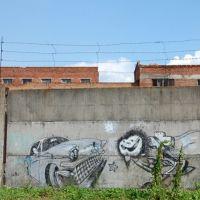 Загратоване графіті (Ковельська виправно-трудова колонія), Ковель