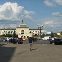 ►Площа перед вокзалом, Ковель