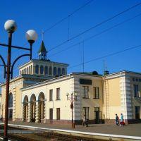 Ковельський вокзал/Kowel Station, Ковель