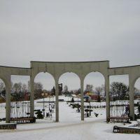 Pomnik T Szewczenki, Kowel, Ukraina/T.Schevchenkas monument, Kovel, Ukraine, Ковель