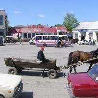 Bus station at Lokachi, Локачи
