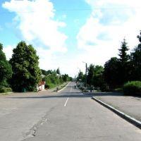 Вулиця Миру, Локачи