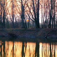 Захід Сонця, Луцк