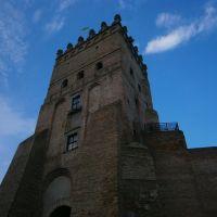 Lubart castle, Луцк
