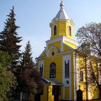 Покровська церква, Покровская церковь, Луцк