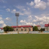 Avanhard stadium Lutsk, Луцк