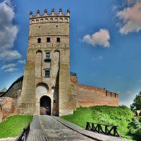Lubarts Castle. Lutsk, Луцк