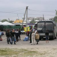 Любешів, Bus Station, Любешов