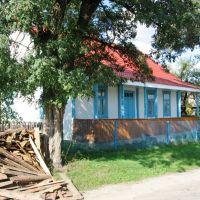 Старий дім на вул. Шевченка, Маневичи