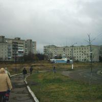 Microrawion Novovolynsk Ukraine, Нововолынск